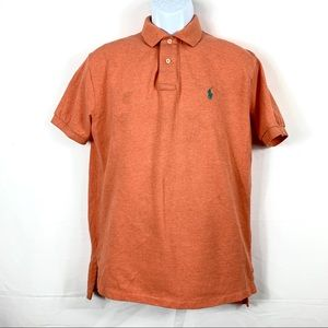 Polo Ralph Lauren Men's TShirt Orange Sz M